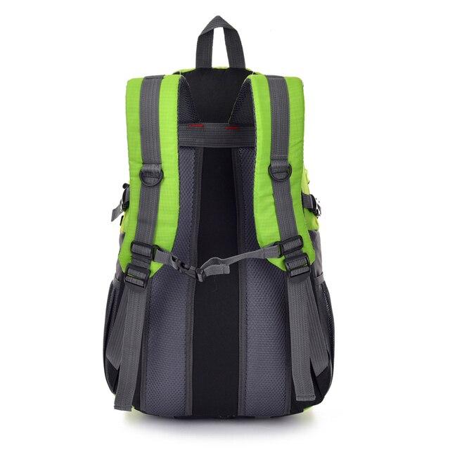Men Backpack mochila masculina Waterproof Back Pack  Designer Backpacks Male Escolar High Quality Unisex Nylon bags Travel bag 3