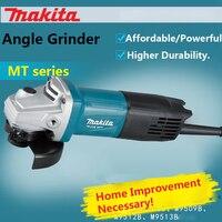 Japan Makita Angle Grinder M0900B / M9513B Polishing machine M9506B Grinding and cutting machine M9509B 540W/720W/850W