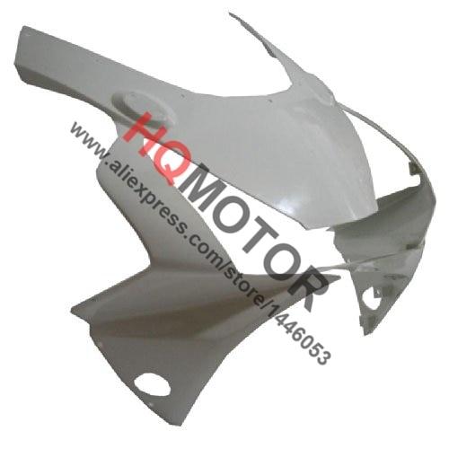 UPPER FRONT FAIRING COWL NOSE ABS Plastic FOR SUZUKI GSXR600 GSXR750 2001-2003