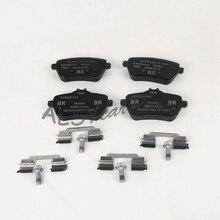 YIMIAOMO 4Pcs A0084200820 Rear Brake Pads Kit For Mercedes Benz W222 V222 Maybach S550 S550E C217 008 420 08 20  A 008 420 08 20