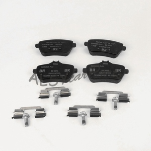Image 1 - YIMIAOMO Kit de pastillas de freno trasero para Mercedes Benz, Kit de pastillas de freno trasero para Mercedes Benz W222 V222 Maybach S550 S550E C217 008 420 08 20 A 008 420 08 20, 4 Uds.