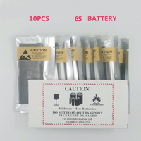 10pcs/lot phone battery 1715mAh 3.82V for iPhone 6s battery 4.7 replacement repair parts Genuine 0 zero cycle smartphone