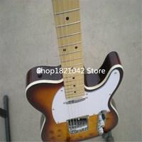 Frete gratis novo 2014 fen guitarra baixo de cor de madeira em estoque telester guitars china instrumentos musicais guitar kit
