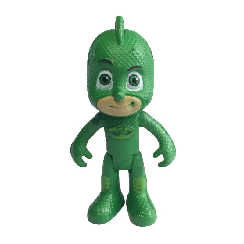 Figuras de Ação e Toy catboy owlette gekko manto action Grau de Completude : Produtos Acabados