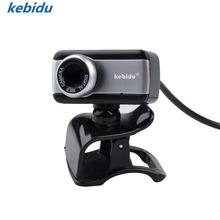Neue Digitale USB 50 mt Mega Pixel Webcam Stilvolle Drehen Kamera HD Web Cam Mit Mic Mikrofon Clip für PC Laptop notebook Computer(China)