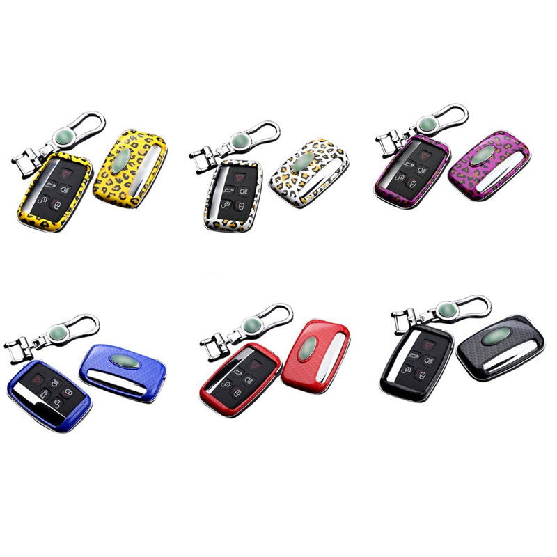 1 Piece Smart Key Shell Key Case Protector Cover Trim For Land Rover LR2 Freelander 2 2008-2016 LR4 Discovery 4 2010-2016 big discount 1 piece 4 1 button remote key card with 433mhz for land rover freelander 2 2006 2007 2008 2009 2010