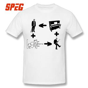 6acff386a SPEG Tees Music T Shirts 100% Cotton Short Sleeve T-Shirts