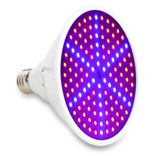 126 LEDs Grow Light 90Red:36Blue E27 AC85-265V Full Spectrum Indoor Plant Lamp For Plants Vegs Flower Hydroponic System