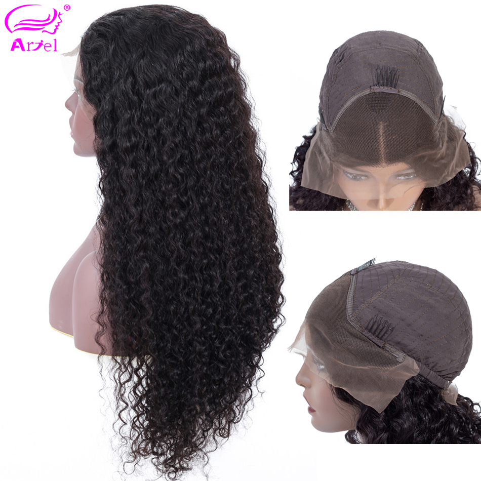 Curly Human Hair Wig Lace Front Human Hair Wigs For Black Women Mongolian Remy Glueless Lace