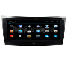 "NaviTopia 8.8"" Quad Core Android 4.4/Android 6.0 Car Radio for BENZ E class W211 (2002-2008)(E200/E220/E240 /E270/E280),No DVD"