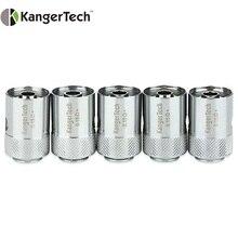 Original 5pcs Kanger CLTANK CLOCC Coil E-cig 0.5ohm 0.15ohm 1.0ohm Replaceable Atomizer Heads for CLTANK Clearomizer Atomizer