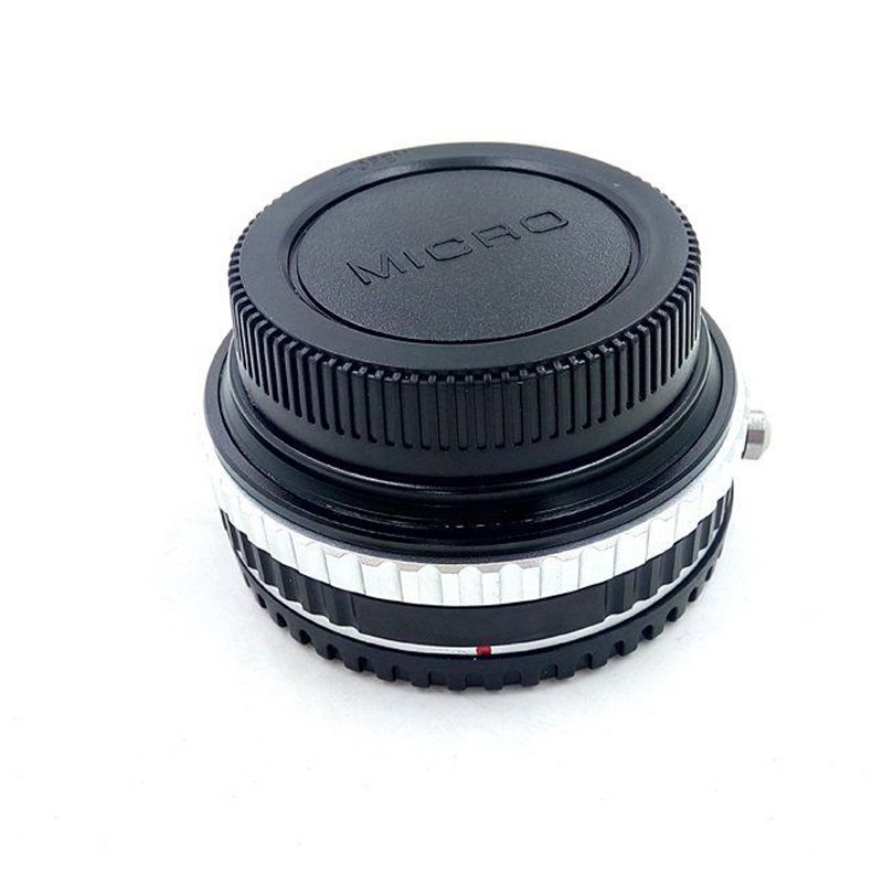 Focal Reducer Speed ​​Booster Adapter w / Aperture para Canon EF - Cámara y foto - foto 5