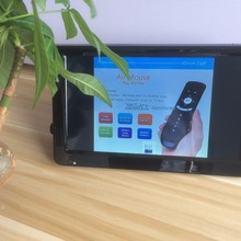 2017 New HDTV 9 Inch Digital Television And Analog TV And TF Card And USB Audio And Video Playback Portable DVB-T2 AND AC3