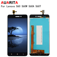 AAA Quality 1pcs LCD For Lenovo S60 S60W S60A S60T S60 A S60 T LCD Display