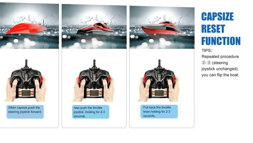 için 180 tekne Servo 7