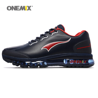 Onemix Men Running Shoes for Women Sneakers Blue Air Trail Fitness Gym Ladies Jogging Trainers Outdoor Sport Walking Shoes