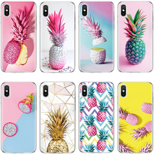 Pineapple Case For TPU Cover iPhone 7plu