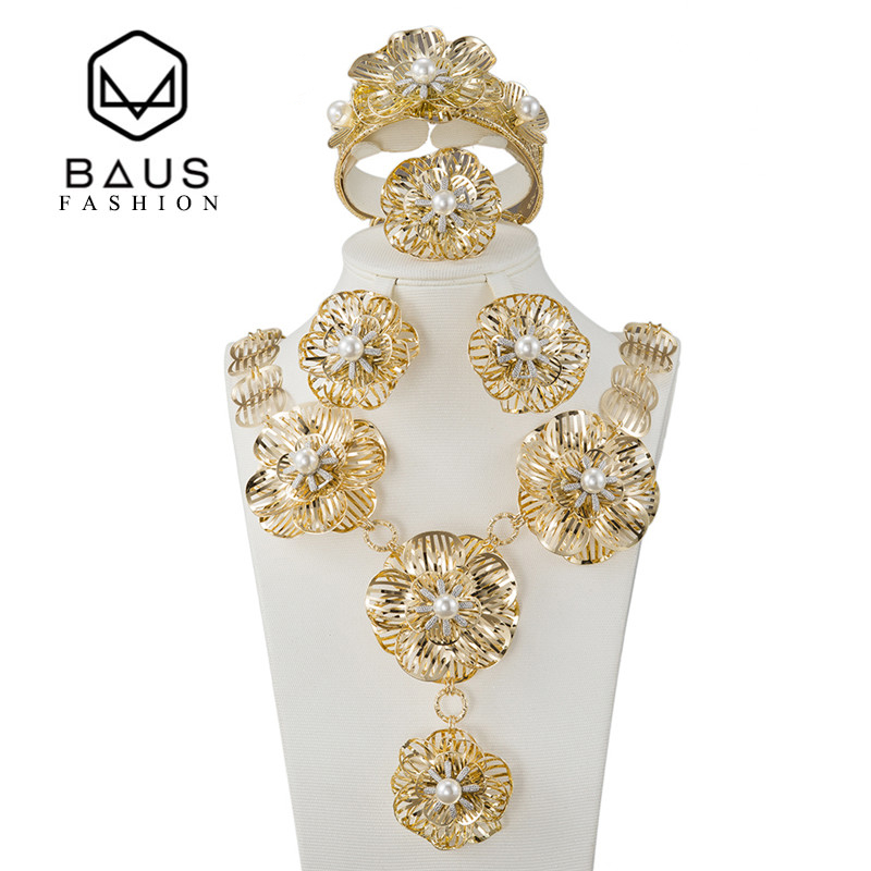Aliexpress.com : Buy BAUS Fashion Jewelry African Pearl