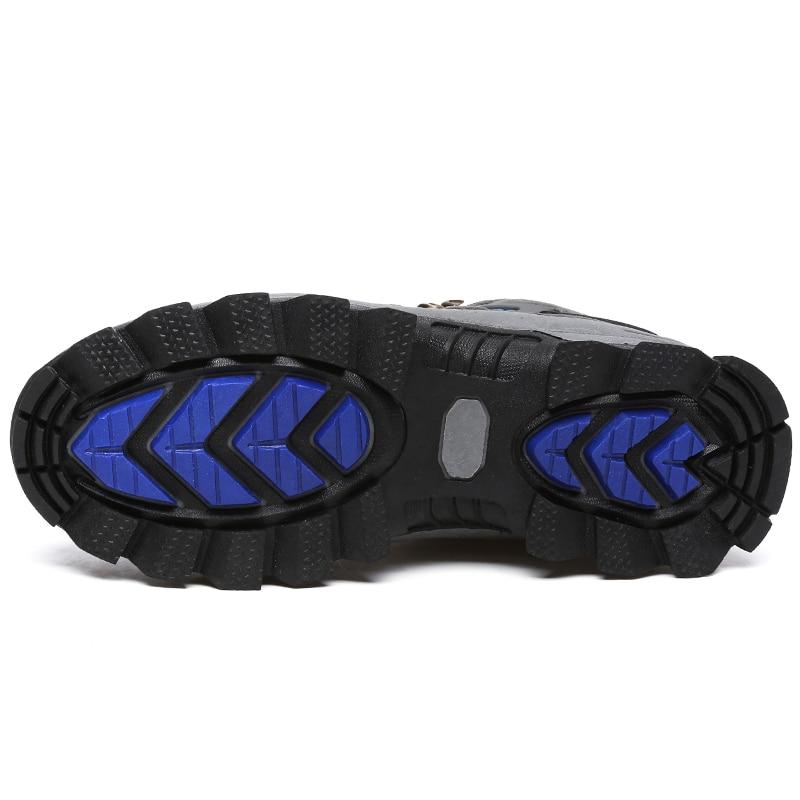 Мужские зимние ботинки на теплом меху