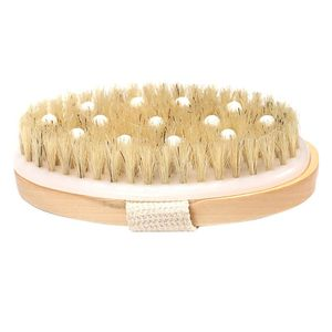 2 In 1 Dry Skin Body Brush Nat
