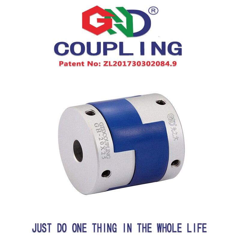 Coupling Oldham Set Screw Bore 8 mm