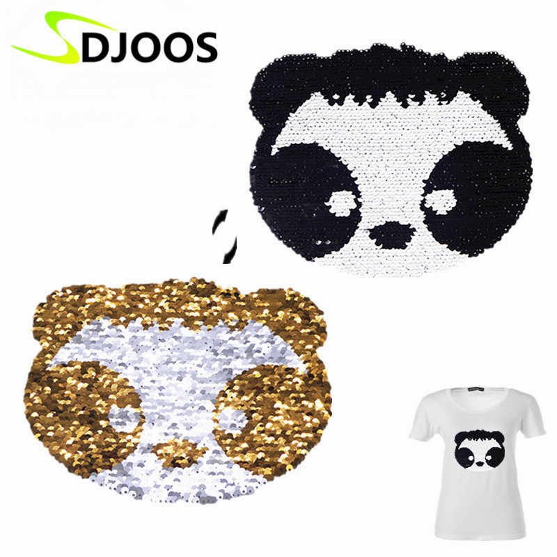 60926d05f Detail Feedback Questions about Panda Embroidery Patches For ...