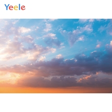 Yeele Landscape Photocall Cloud Sea Sunrise Fire Photography Backdrops Personalized Photographic Backgrounds For Photo Studio