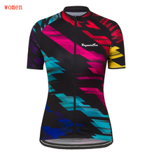 Wholesale Cycling jersey New women short sleeve ropa Ciclism