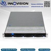 1U 4hotswap Storage Server Chassis Customzied Server Barebone X15504