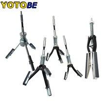 2 mandíbulas y 3 mordazas: 18-63mm 32-88mm 51-177mm motor pistón de freno de cilindro de perfeccionar la herramienta con eje Flexible 5 uds