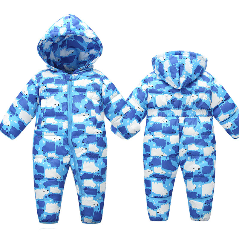 Winter Children Clothing boys and girls Down Jacket Baby Clothes Newborn Boys Winter Coats Outerwear Fashion Hooded Parkas children winter coats jacket baby boys warm outerwear thickening outdoors kids snow proof coat parkas cotton padded clothes
