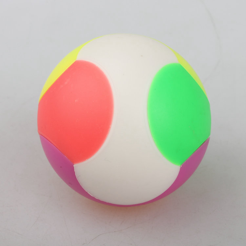 BabeLeMi Colorful PVC Hollow Luban Ball Kongming Lock Educational font b Toys b font for Kids