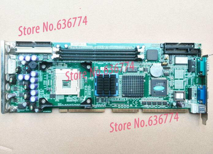 PCA-6184V Iength industrial motherboard PCA-6184 Rev.A2 Work Perfectly