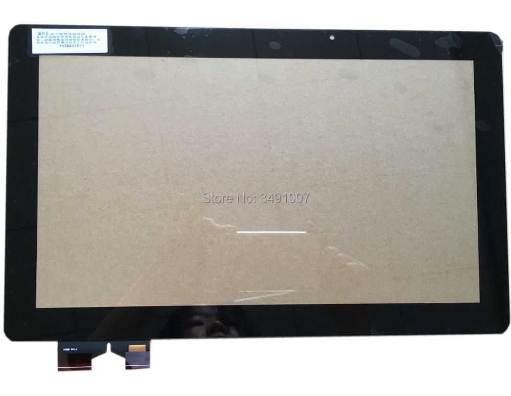 For Asus T300 T300L T300LA Laptop Touch Screen Digitizer Glass 5489R FPC 1 NEW