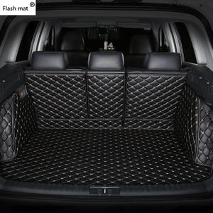 Image 2 - פלאש מחצלת עור רכב תא מטען מחצלות עבור BMW e30 e34 e36 e39 e46 e60 e90 f10 f30 x1 x3 x4 x5 x6 1/2/3/4/5/6/7 רכב מטענים ריפוד