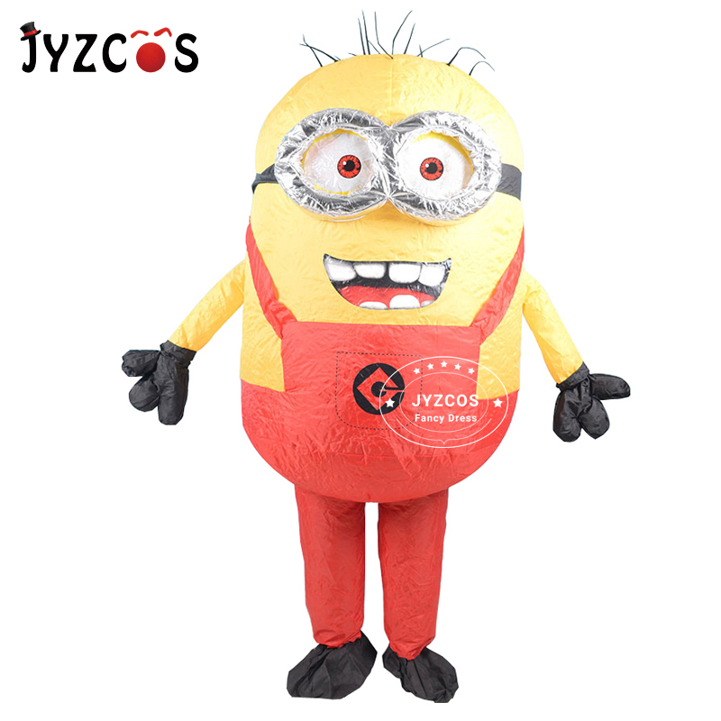 Minion Inflatable Costume-1