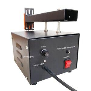 Image 2 - Posto della batteria Saldatore 3KW Ad Alta Potenza 18650 Batterie Al Litio Pack Nichel Striscia di Saldatura Macchina di Saldatura a punti di Precisione Pulse Saldatore