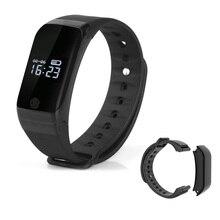 Оригинальный X7 умный браслет Bluetooth 4.0 трекер SmartBand Шагомер сна Мониторы монитор сердечного ритма Новое