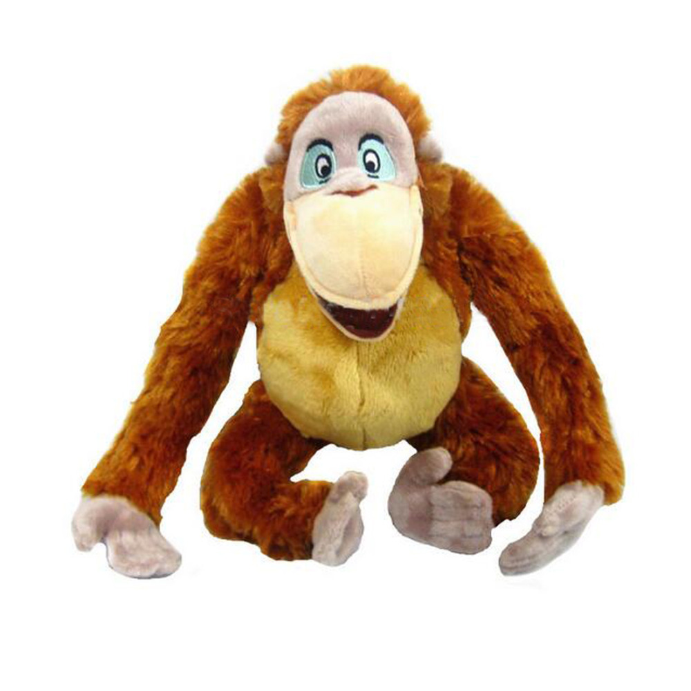 The Jungle Book King Louie Medium Plush toys 32cm Louie Plush