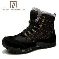 NORTHMARCH обувь Для мужчин Зимние удобные Утепленная одежда Мужские зимние сапоги мужская обувь для взрослых Scarpe Uomo Invernali Botas De Neve Ho Для мужчин s