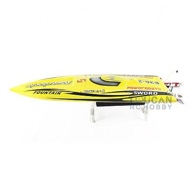 E36 PNP Sword Fiber Glass Racing Speed RC Boat W 1750kv Brushless Motor 120A ESC Servo