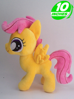 25 cm Unicórnio De Pelúcia Cavalo De Pelúcia Brinquedos Brinquedo Pônei Friendship Is Magic Anime Rainbow Scootaloo Ty Beanie Boos Unicornio Pelucia