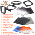 KnightX nd lens color Filter Set Cokin P FOR Nikon canon t5i D3200 D3100 700d D3300 D5300 1100D 49 52 55 58 62 67 72 77 82 mm