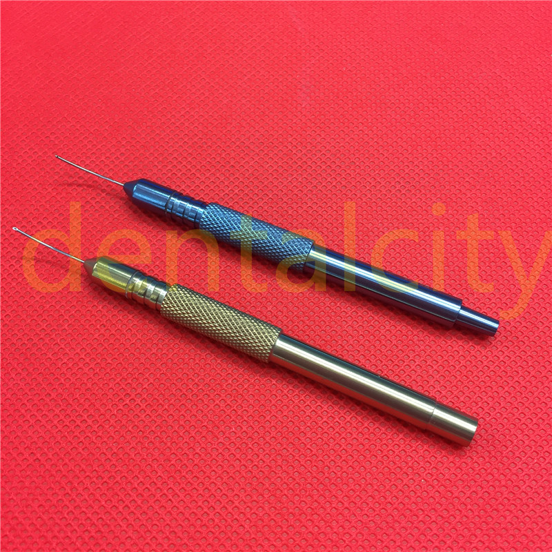 1pcs Beauty Health Ophthalmic Water Injection Ultrasonic Sucking Handpiece Face Skin Care Tools Eye care