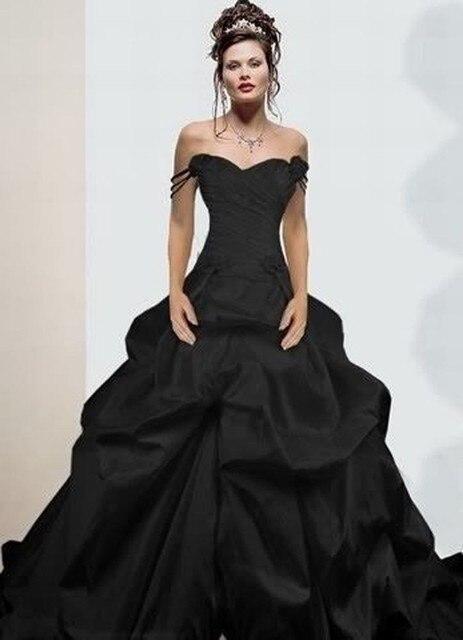 Vestido De Boda Negro Unpasticheorg Ideas Para Bodas