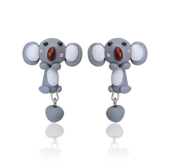 bee happytrunkapparel sale products earrings stud elephant