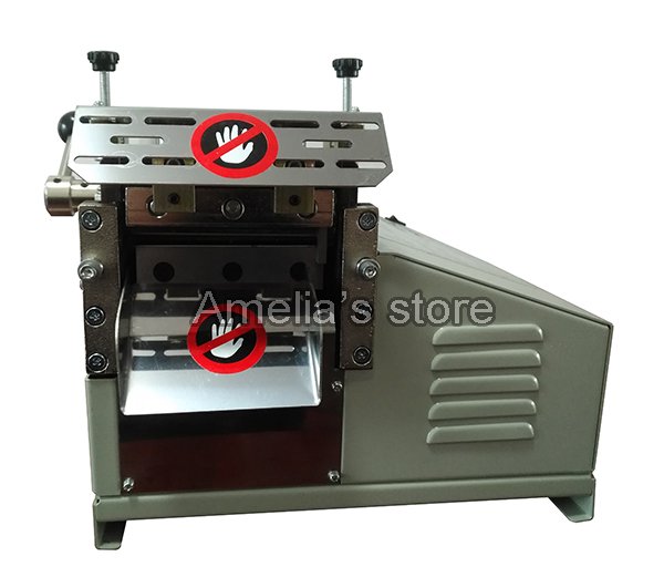 Image 3 - A 212 Computerized tape cutting machine for polyester webbings,automatic rubber tape cutting machine-in Wire EDM Machine from Tools
