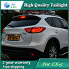 Car Styling Tail Lamp for Mazda CX-5 2011-2015 Tail Lights LED Tail Light Rear Lamp LED DRL+Brake+Park+Signal Stop Lamp