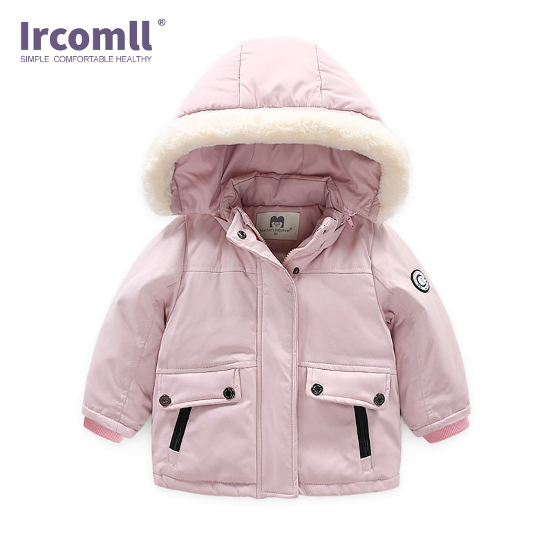 Ircomll 2018 Winter Children Girl Boy Coat Cotton Down Padded Jackets Children Parkas Kids Outerwear Jacket Fashion Boys clothesIrcomll 2018 Winter Children Girl Boy Coat Cotton Down Padded Jackets Children Parkas Kids Outerwear Jacket Fashion Boys clothes