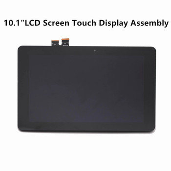 """FTDLCD 10.1"""" LED LCD Screen Touch Digitizer Display Tablet Asssembly For Asus Transformer Book T100CHI T100CHI-FG001B"""